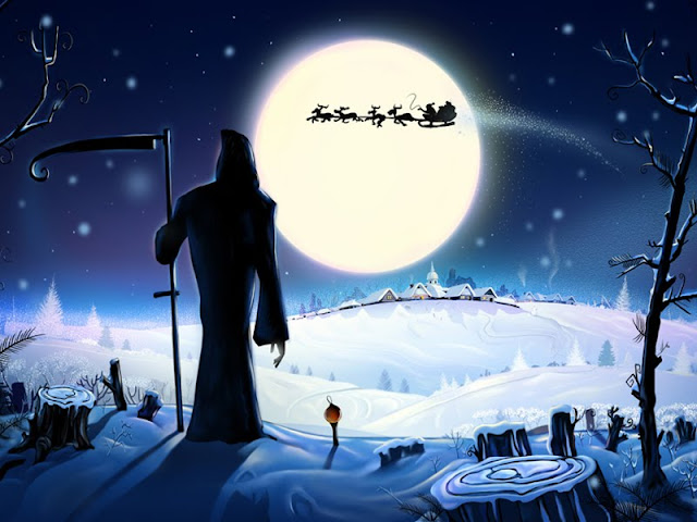 Simpals: Santa and Death - Santa & Dji