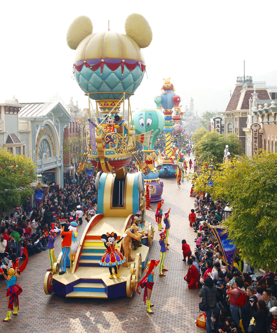 disney in hong kong This magical tour package includes admission into disneyland hong kong and transportation from select hong kong hotels.