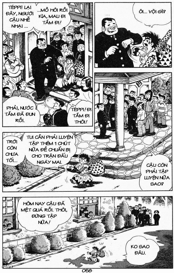 Siêu quậy Teppi chap 90 - Trang 13