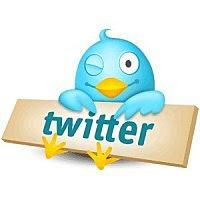 Siga-nos no Twitter
