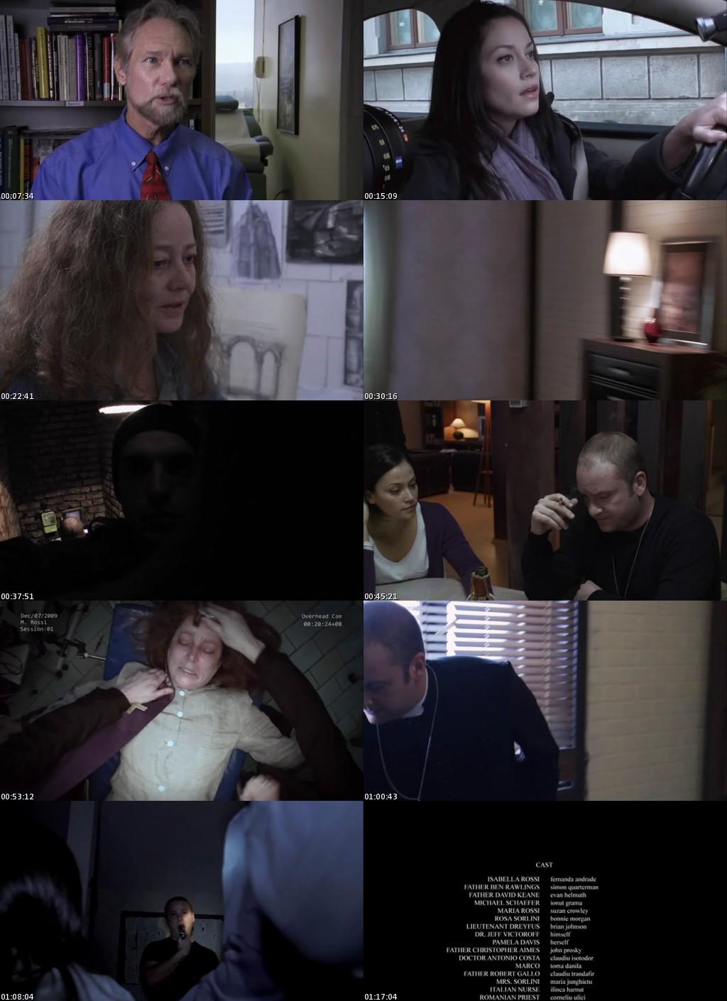Con el diablo adentro (2012) [DVDRip] [Latino]
