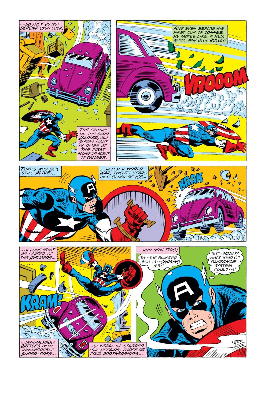 Captain America (1968) Issue #222 #136 - English 3
