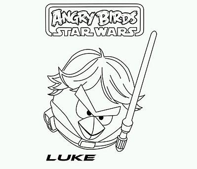 Angry Birds para Pintar, parte 2