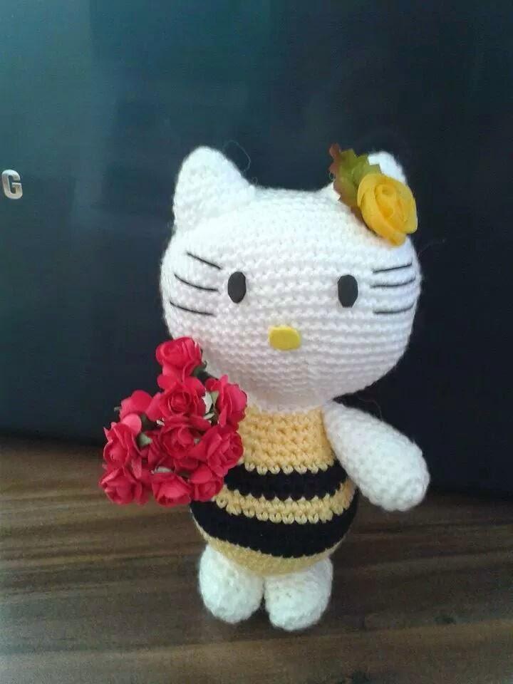 Amigurumi Cenneti: Ari Hello Kitty