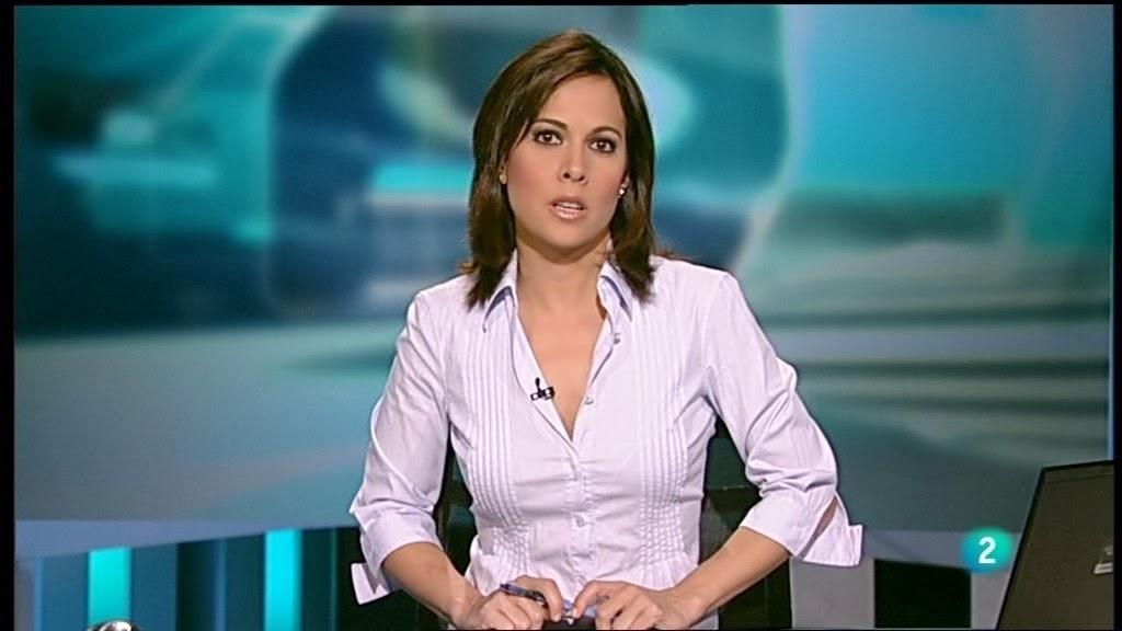 MARA TORRES, LA 2 NOTICIAS (28.05.12)