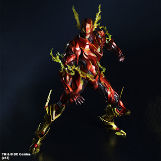 Square Enix Play Arts Kai DC Variant The Flash Figure