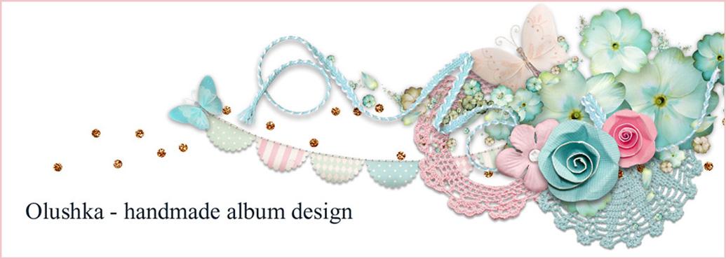 Olushka - עיצוב אלבומים אומנותי