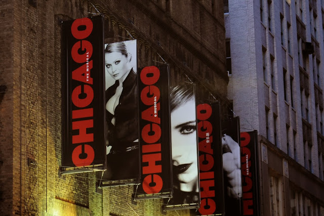 Promoting the Broadway Hit Chicago
