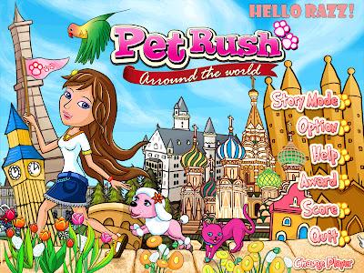 Pet Rush: Arround the World [FINAL]