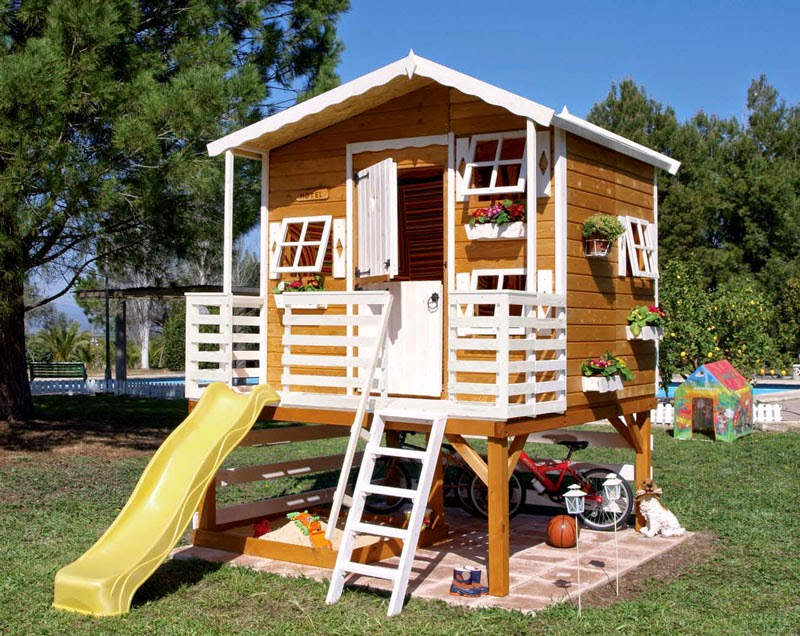 outdoor playhouse kits home depot fun for children