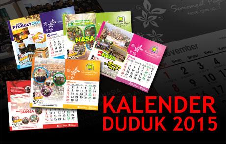 Download Gratis Kalender Duduk PT. Natural Nusantara (NASA) 2015 | blankONku | blangkonku | www.blankon-ku.com