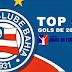 Top 5 gols 2013 do Bahia - Jogos do ECBahia