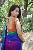 Santoshi sharma half saree pics-thumbnail-14