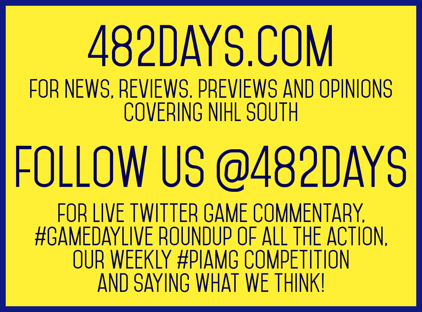 482 Days