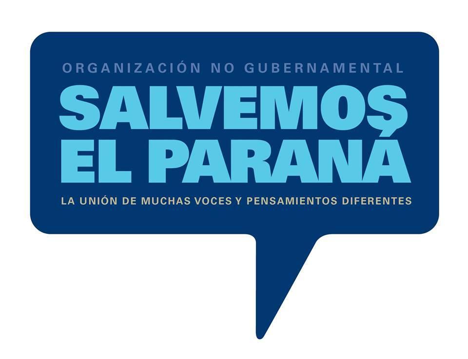 SALVEMOS EL PARANA