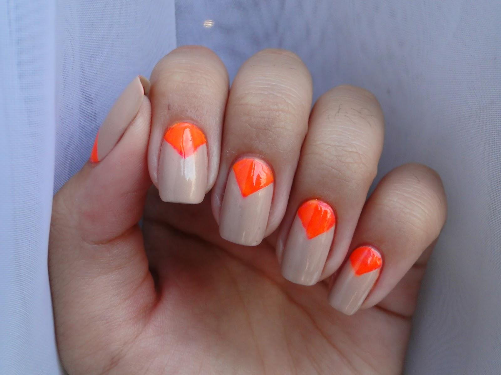 Tendência: nail art minimalista — R6