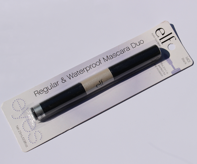Elf, recensione regular & Waterproof Mascara Duo