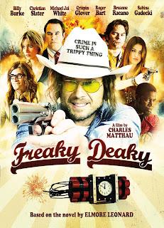 Ver online: Freaky Deaky (2012)