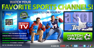 online live tv sports