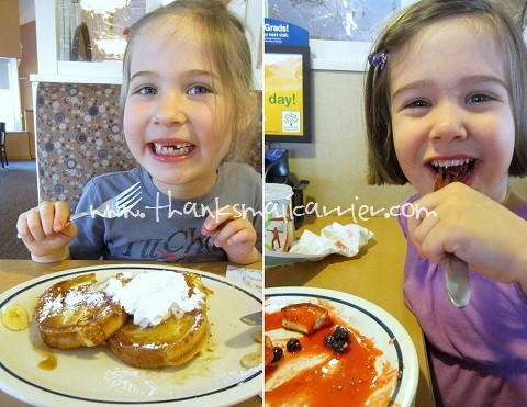 IHOP french toast review