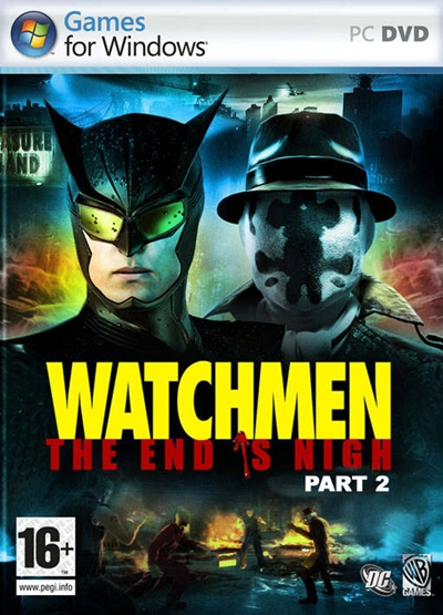 Watchmen The End Is Nigh Parte 2 PC Full Español