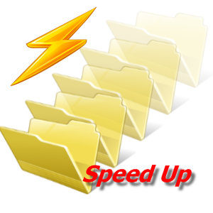 speed up data transfer rate picture