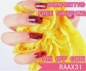 10% discount with bornprettystore.com