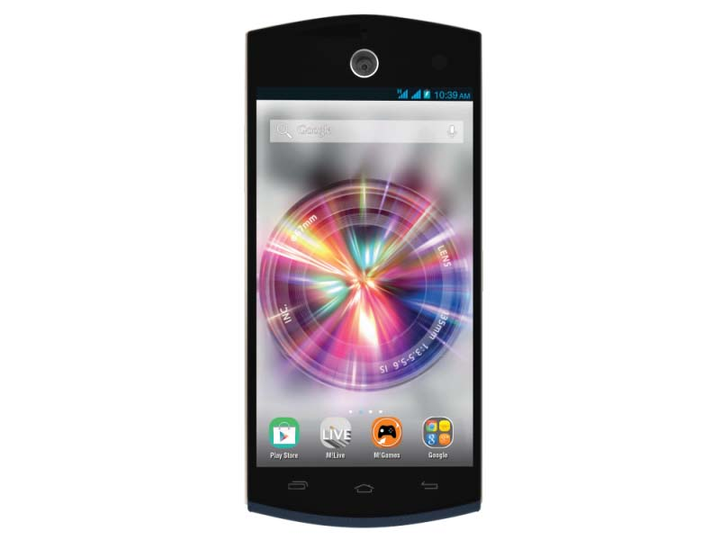 Micromax Canvas Selfie With 13 MP Rear Camera Launched
