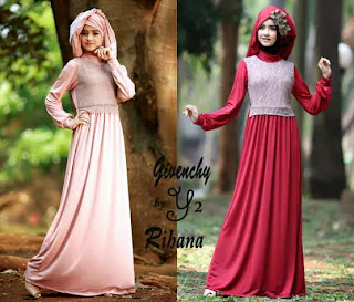Rihana Maxi Dress