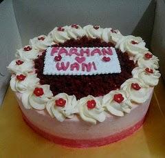 """Red Velvet Cake @RM80 (9"""")"""