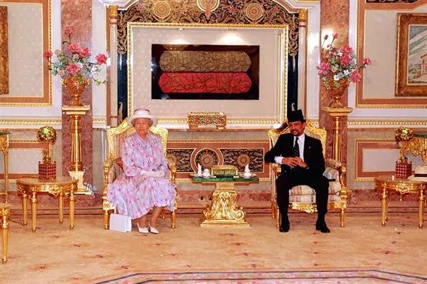 Istana Sultan Brunei Adalah Istana YangTerbesar di Dunia