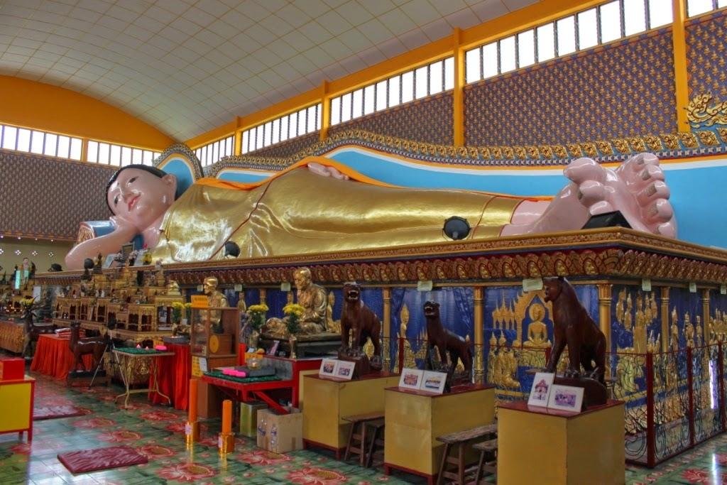 Wat Chayamang Kalaram Temple Penang