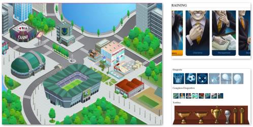 FB Game : Bitclubs