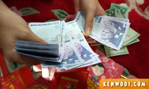 cny ang pao count money