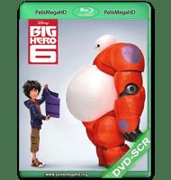 6 GRANDES HÉROES (2014) DVDSCR HQ MKV INGLES SUBTITULADO + CASTELLANO