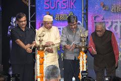 Celebrities for Hirkani awards....