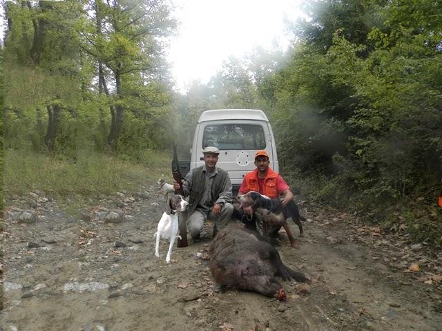 Κυνηγώντας Ορεινά Ορτύκια  Οι περιπέτειες μιας κυνηγετικής εξόρμησης
