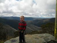 Duncan at Mt Hotham
