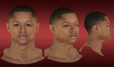 NBA 2K13 Bradley Beal Cyberface Mod