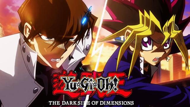 Hình ảnh phim Yu-Gi-Oh!: The Dark Side of Dimensions