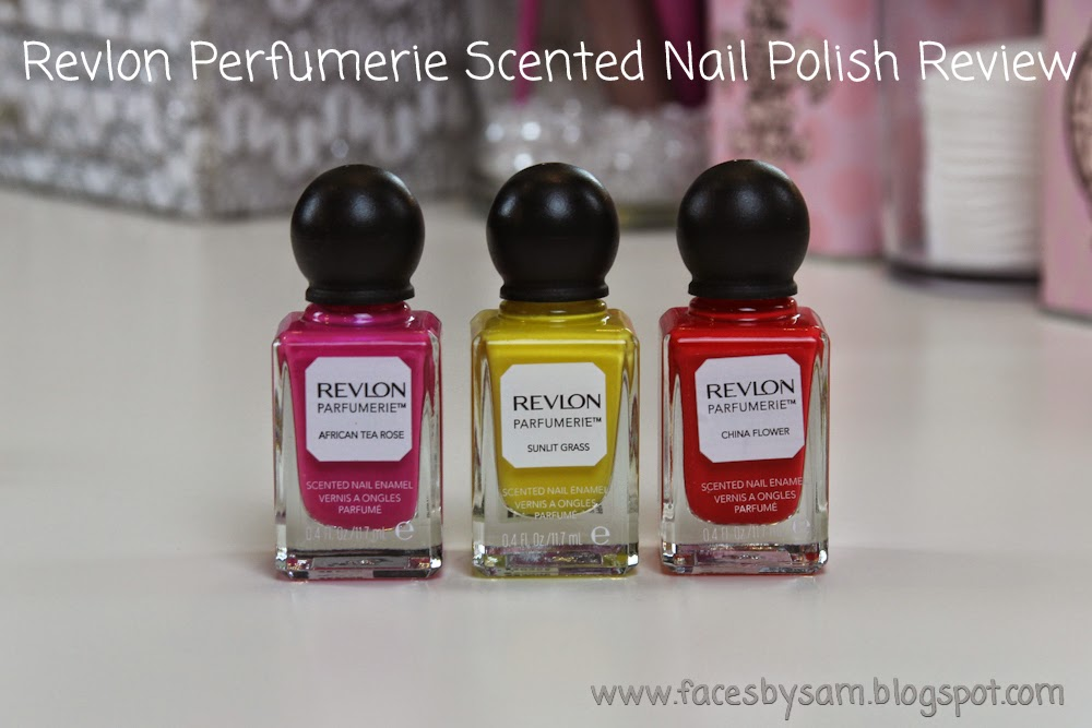 Revlon Scented Nail Polish Review