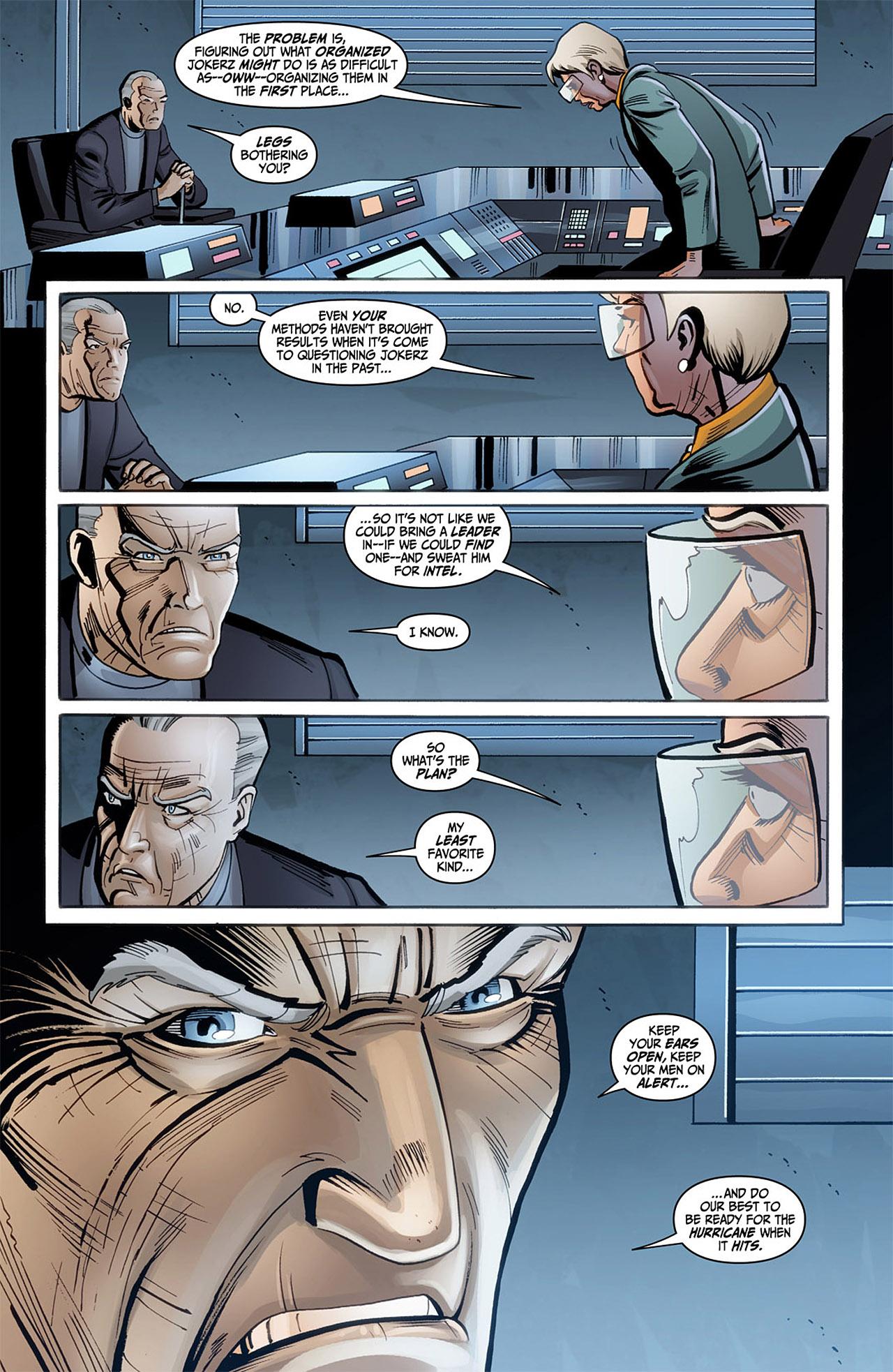 Batman Beyond (2012) Issue #2 #2 - English 3