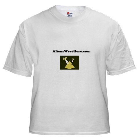 Buy your Ancient Aliens T-Shirt Here.