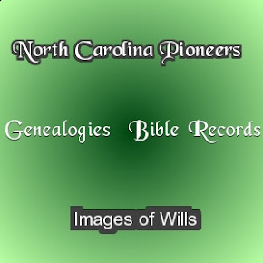 North Carolina Genealogy
