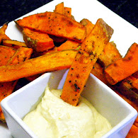 Daphne Oz's Sweet Potato Oven Fries 10.14.11