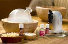 Young Living's Diffusers