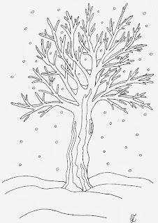 Kostenlose Bastelvorlagen - Basteln mit Bastelideen info - Malvorlagen Bäume Zum Ausdrucken