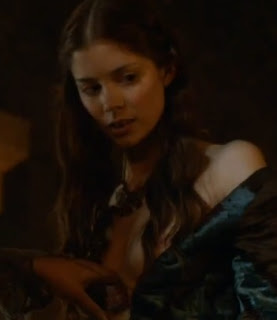 Charlotte Hope Myranda - Juego de Tronos en los siete reinos
