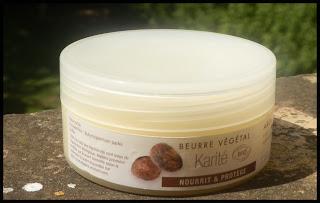 beurre de karité aroma zone