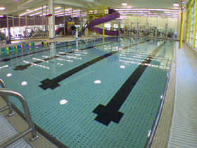 Royal Caribbean Oasis Of The Seas Amazing Places Swindon Oasis Leisure Centre